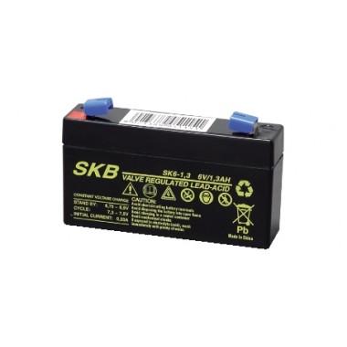 BATTERIA AL PIOMBO 6V 1.3AH SKB SK6-1.3