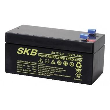 BATTERIA AL PIOMBO 12V 3.2AH SKB SK12-3.2