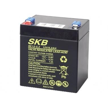BATTERIA AL PIOMBO 12V 5.2AH SKB SK12-5.2