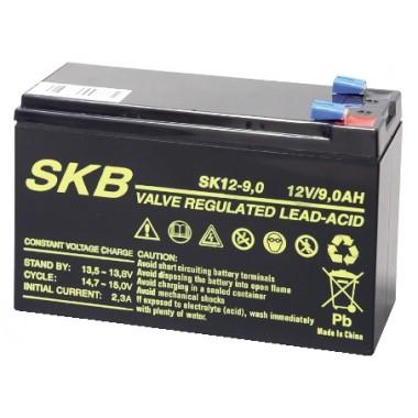 BATTERIA AL PIOMBO 12V 9.0AH SKB SK12-9.0
