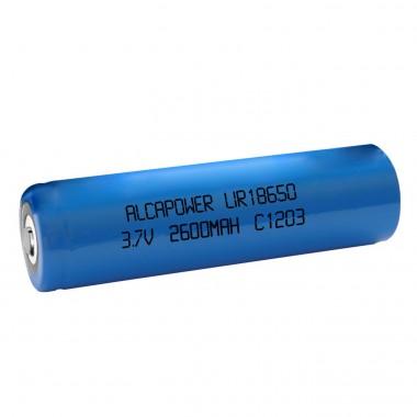 Pila al litio 18650 3,7V 2600mAh sigarette elettroniche