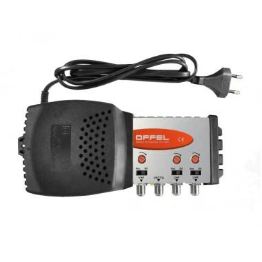 Amplificatore Offel 26-334 TV MC/3 40dB V-U-U