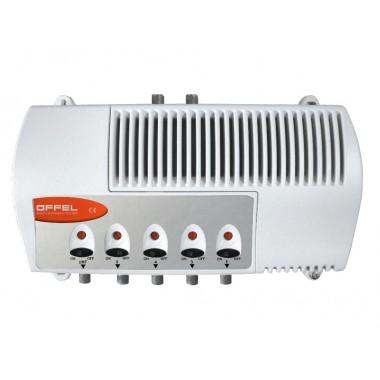 Amplificatore Offel 26-450 TV Alta Potenza F/5 40dB 1-3-4-5-U