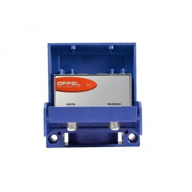 Amplificatore Offel 28-015 da palo V+U 1ing. 15dB