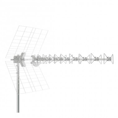 Antenna Fracarro BLU 10 HD UHF digitale terrestre