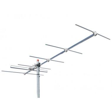 Antenna Offel Stratos Banda terza VHF 7 Elementi