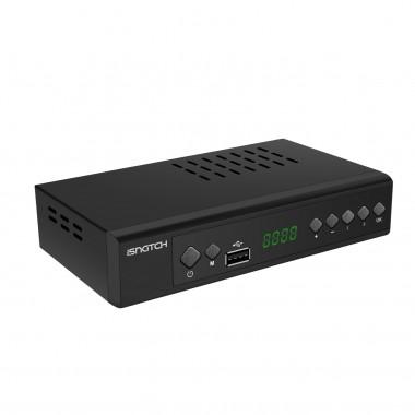 DECODER DIGITALE TERRESTRE GBC IS-300D DVB-T2 FULL HD