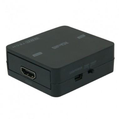 CONVERTITORE  DA RCA A HDMI GBC