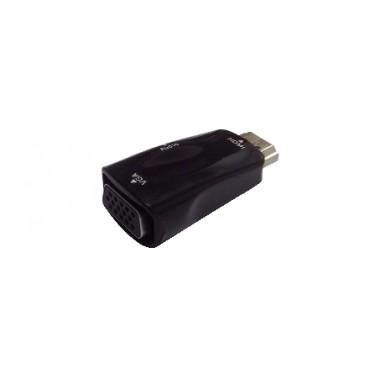 MICRO CONVERTITORE GBC HDMI VGA CON AUDIO