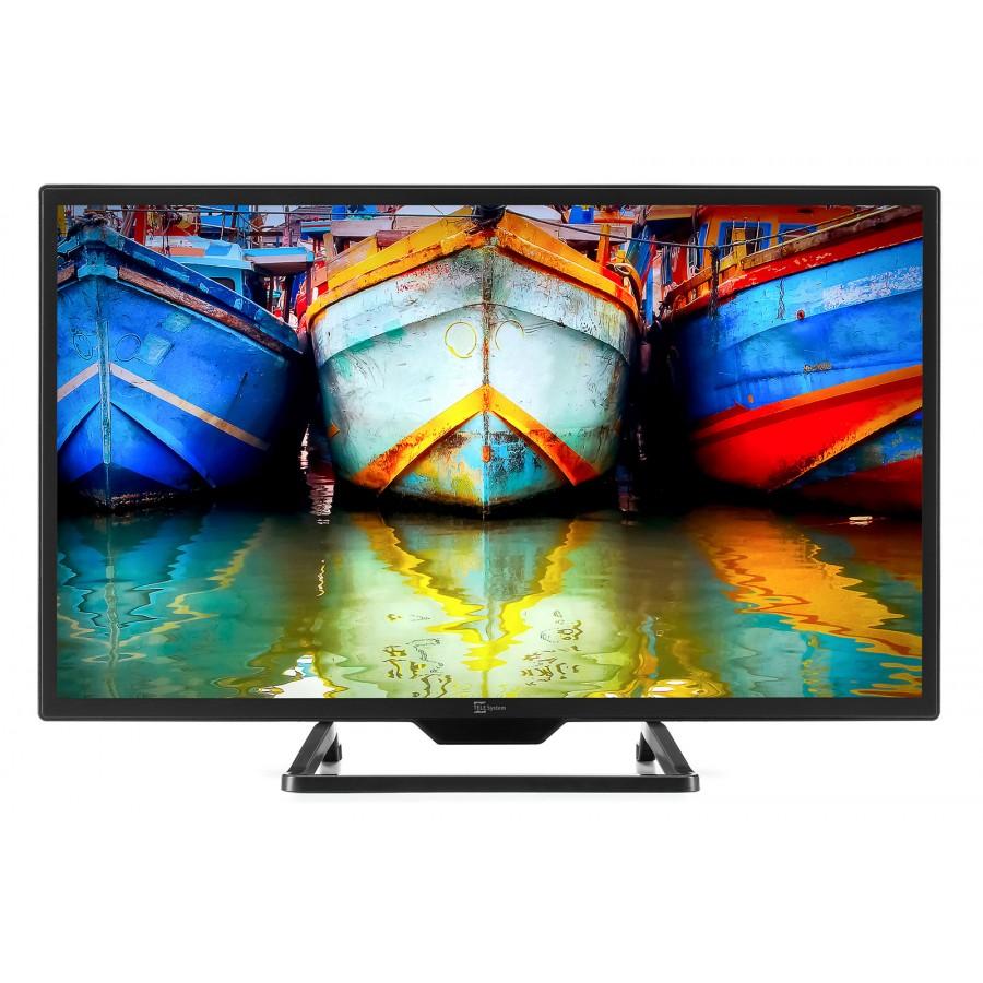 TV LED Telesystem 12V 19 pollici per barca e camper