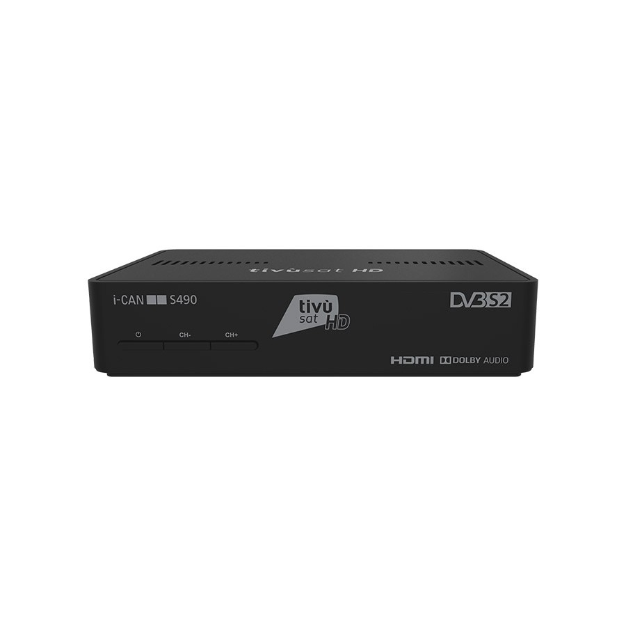Decoder Tivusat S490 I-Can