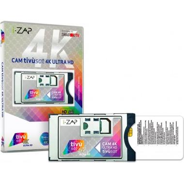 CAM tivùsat 4K ULTRA HD