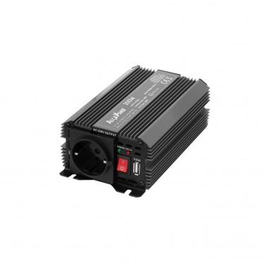 Inverter Soft Start 300W Input 12 Volt DC Out 230 Volt AC