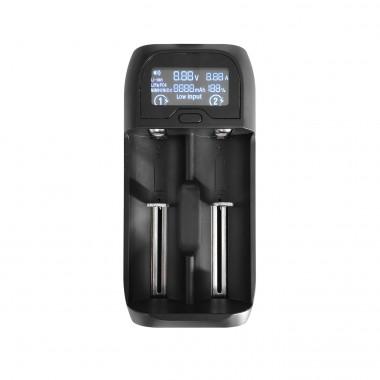 Carica Batterie pile litio 18650